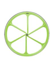6 Spoke Lime
