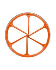 6 Spoke Orange