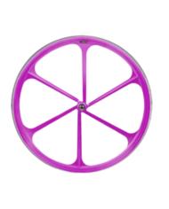 6 Spoke Purple