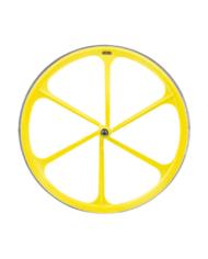6 Spoke Yellow