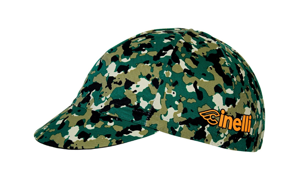 CINELLI CYCLING CAP CAMO